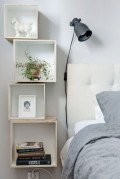 Modern And Stylish Scandinavian Bedroom Decoration Ideas 32