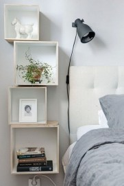 Modern And Stylish Scandinavian Bedroom Decoration Ideas 32
