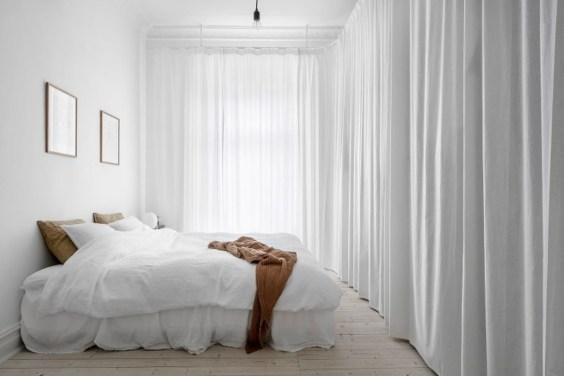 Modern And Stylish Scandinavian Bedroom Decoration Ideas 39