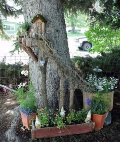 Totally Cool Magical Diy Fairy Garden Ideas 04