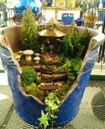Totally Cool Magical Diy Fairy Garden Ideas 07
