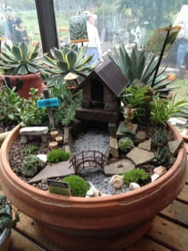 Totally Cool Magical Diy Fairy Garden Ideas 15