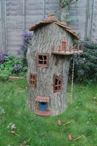 Totally Cool Magical Diy Fairy Garden Ideas 28