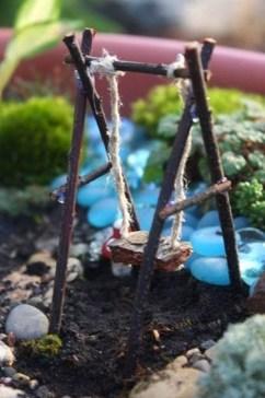 Totally Cool Magical Diy Fairy Garden Ideas 38
