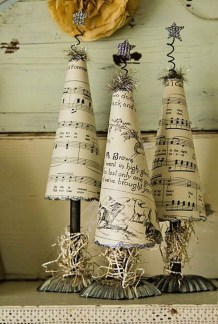 Vintage Christmas Decor Ideas For This Winter 05