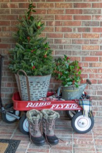 Vintage Christmas Decor Ideas For This Winter 24