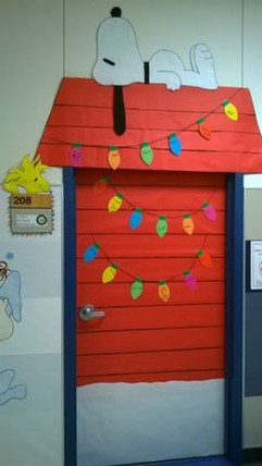 Adorable Winter Classroom Door Decoration Ideas 34