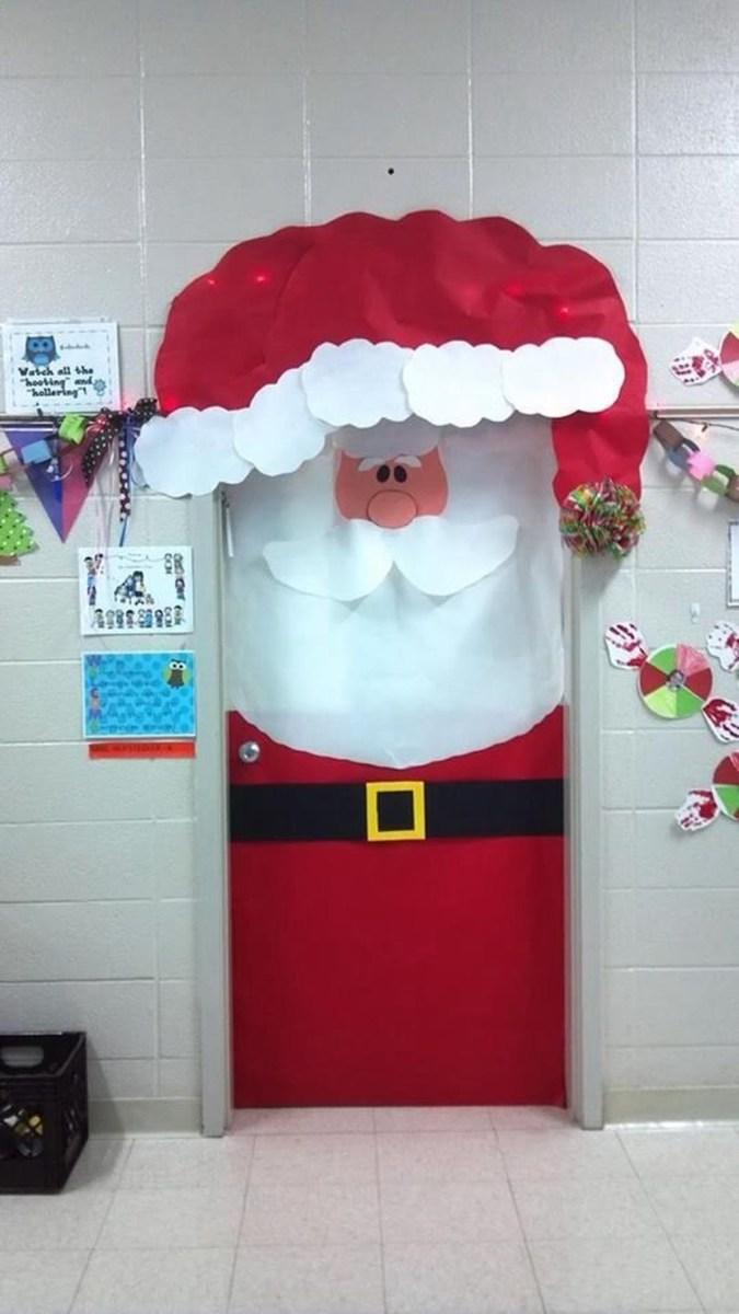 Adorable Winter Classroom Door Decoration Ideas 41