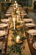 Amazing Winter Table Decoration Ideas 09
