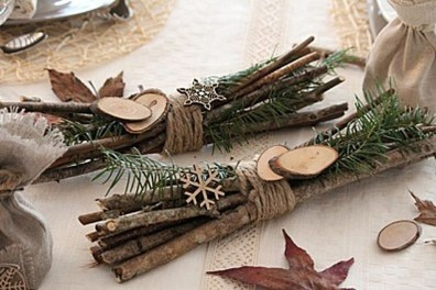 Amazing Winter Table Decoration Ideas 14