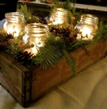 Amazing Winter Table Decoration Ideas 16