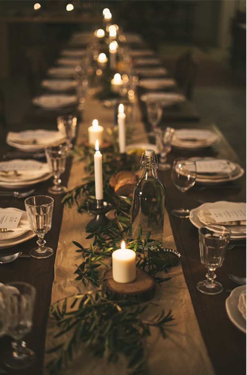 Amazing Winter Table Decoration Ideas 39
