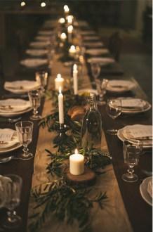 Amazing Winter Table Decoration Ideas 39