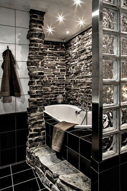 Awesome Winter Themed Bathroom Decoration Ideas 37
