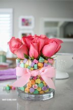 Beautiful And Creative DIY Valentine Decoration Ideas For Your Home 17