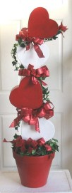 Beautiful And Creative DIY Valentine Decoration Ideas For Your Home 37