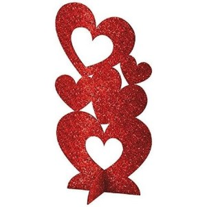 Cool And Cozy Red Valentines Day Decoration Ideas 10
