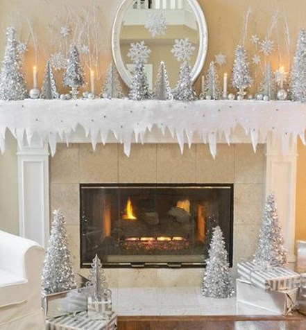 Cozy Winter Wonderland Decoration Ideas 15
