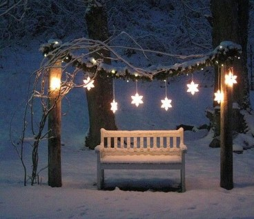 Cozy Winter Wonderland Decoration Ideas 28