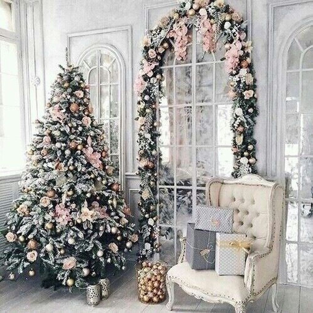 Cozy Winter Wonderland Decoration Ideas 39