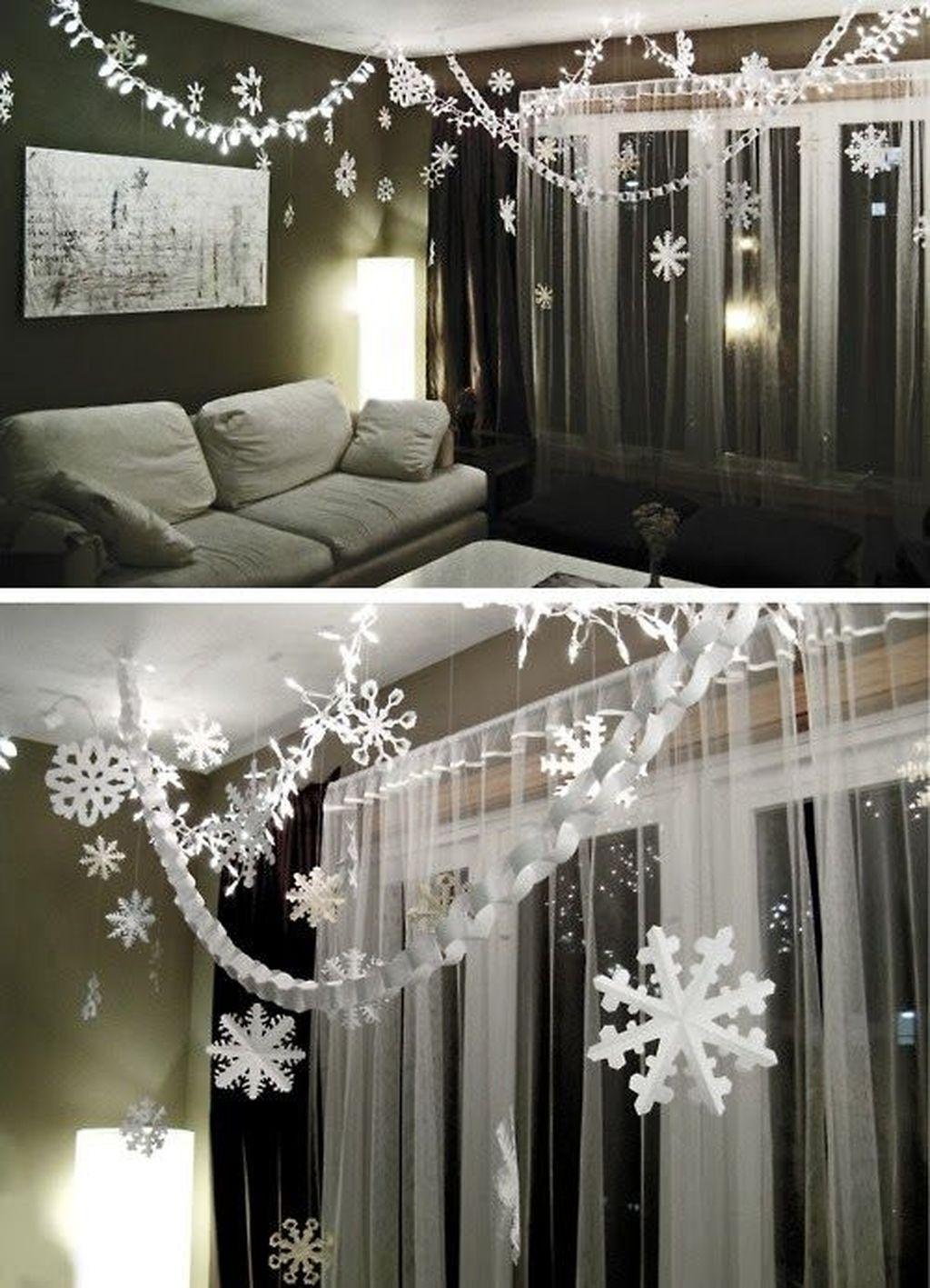 Creative Diy Room Decoration Ideas For Winter 29