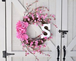 Cute Pink Valentines Day Decoration Ideas For Your Home 02