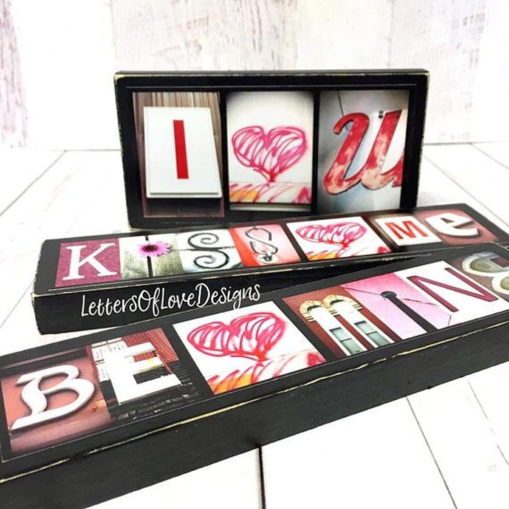 Cute Pink Valentines Day Decoration Ideas For Your Home 14
