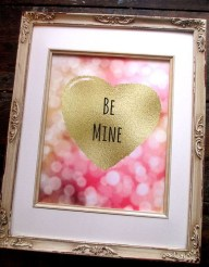 Cute Pink Valentines Day Decoration Ideas For Your Home 34