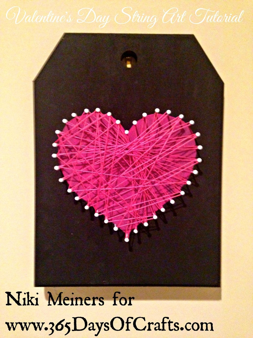 Cute Pink Valentines Day Decoration Ideas For Your Home 42