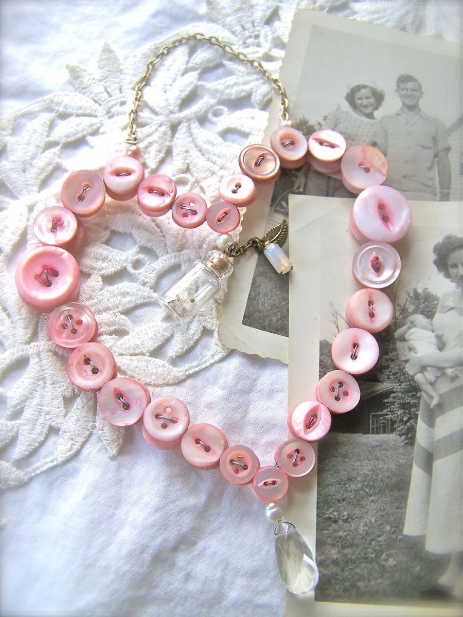 Cute Shabby Chic Valentines Decoration Ideas For Your Home 21