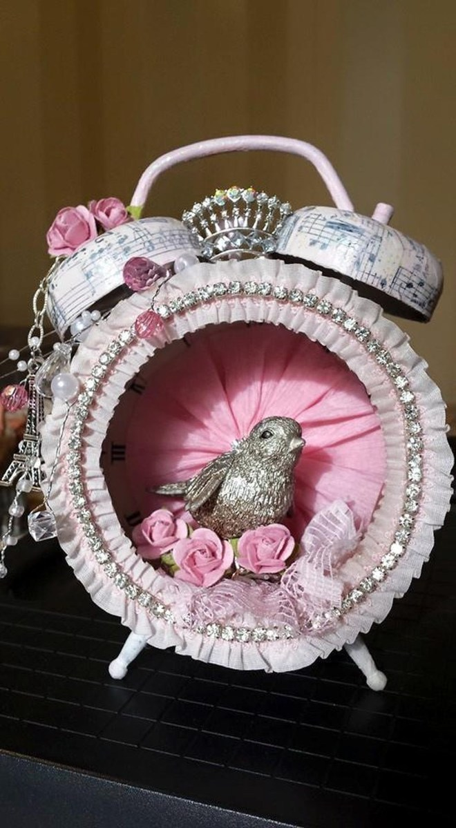 Cute Shabby Chic Valentines Decoration Ideas For Your Home 22
