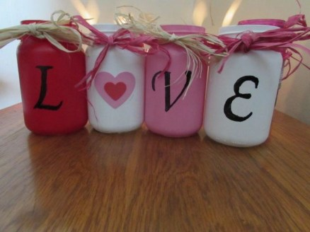 Cute Shabby Chic Valentines Decoration Ideas For Your Home 37