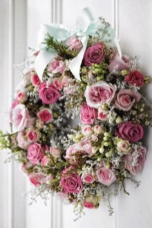 Cute Shabby Chic Valentines Decoration Ideas For Your Home 38