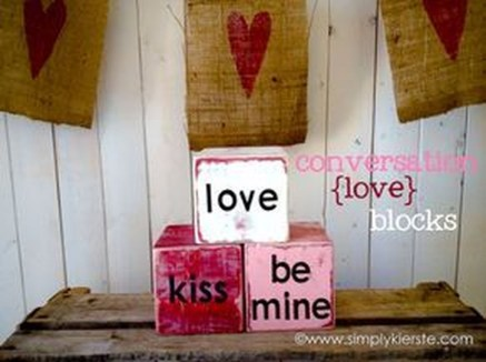 Easy Valentines Decoration Ideas You Should Try For Your Home 08