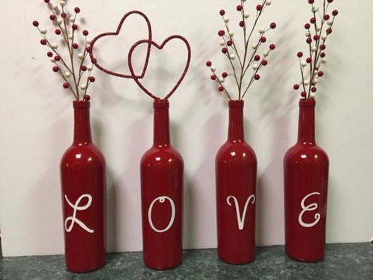 Easy Valentines Decoration Ideas You Should Try For Your Home 24