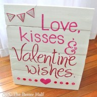 Easy Valentines Decoration Ideas You Should Try For Your Home 30
