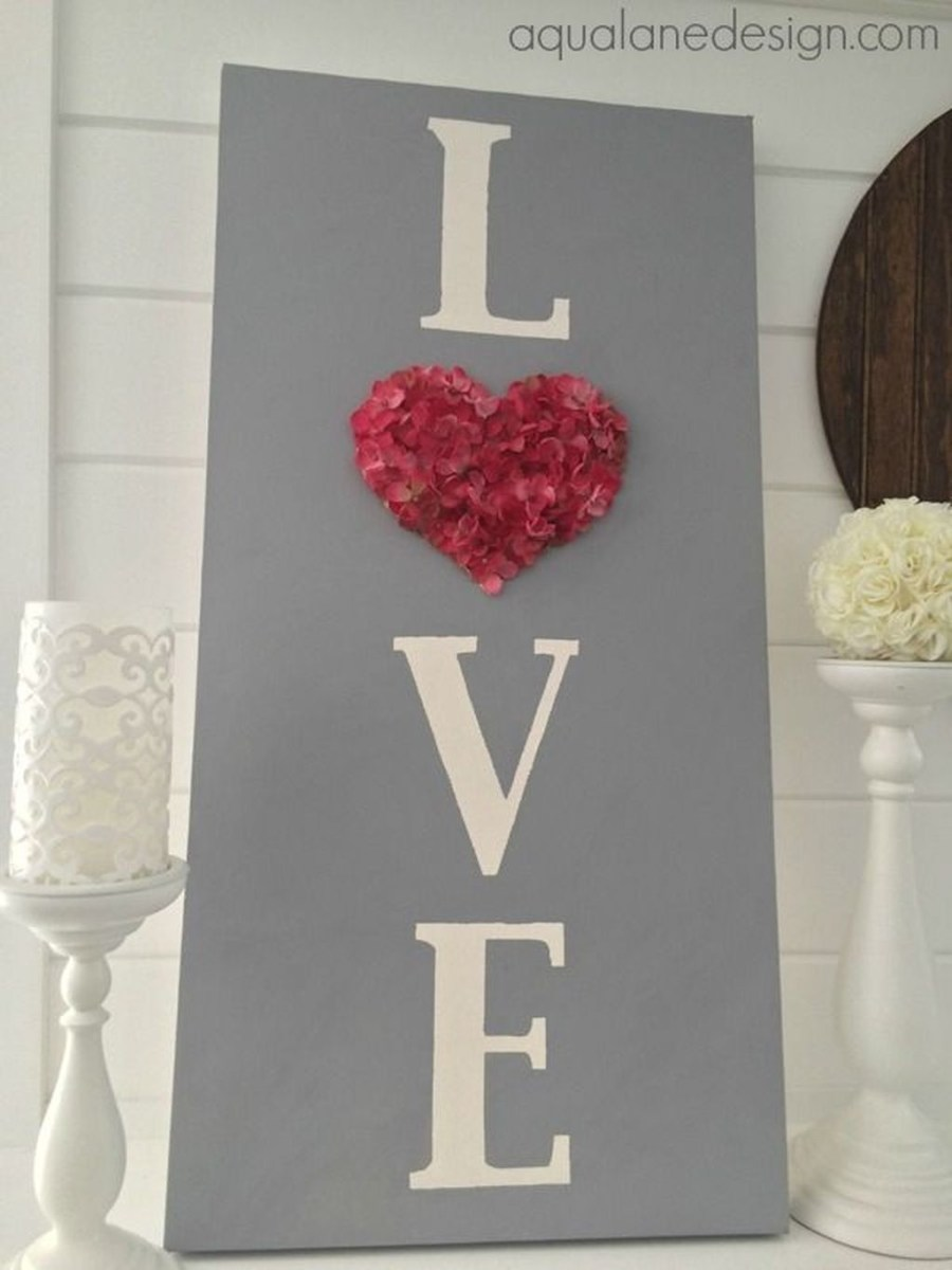 Easy Valentines Decoration Ideas You Should Try For Your Home 45