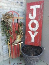 Fabulous Outdoor Winter Decoration Ideas 01