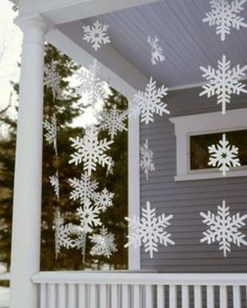 Fabulous Outdoor Winter Decoration Ideas 09