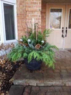 Fabulous Outdoor Winter Decoration Ideas 11