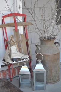 Fabulous Outdoor Winter Decoration Ideas 12