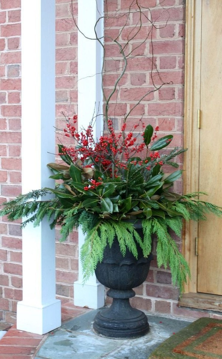 Fabulous Outdoor Winter Decoration Ideas 25