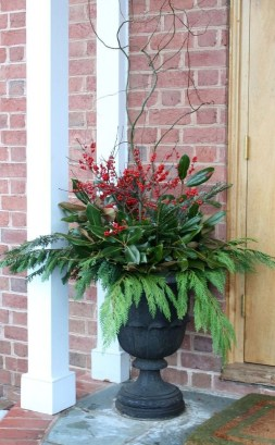 Fabulous Outdoor Winter Decoration Ideas 25