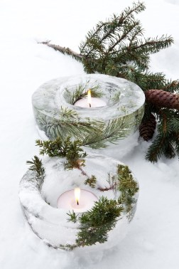 Fabulous Outdoor Winter Decoration Ideas 34