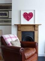 Inspiring Valentines Day Fireplace Decoration Ideas 38