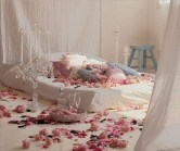 Romantic Valentines Bedroom Decoration Ideas 07
