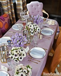 Romantic Valentines Day Dining Room Decoration Ideas 25