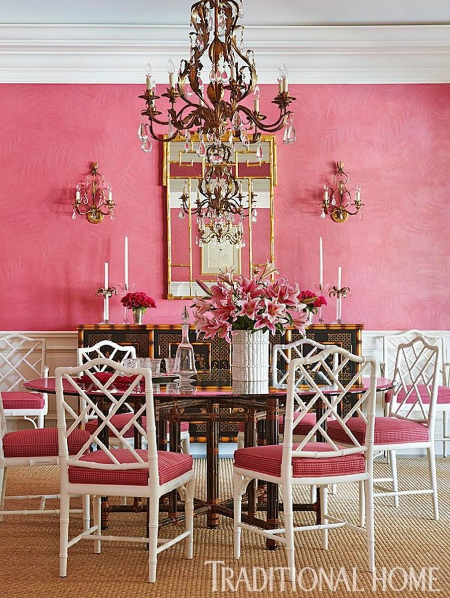 Romantic Valentines Day Dining Room Decoration Ideas 29