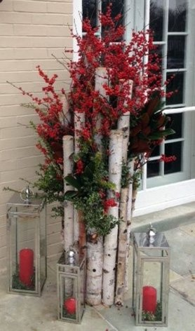 Totally Adorable Winter Porch Decoration Ideas 13