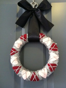 Totally Adorable Wreath Ideas For Valentines Day 24